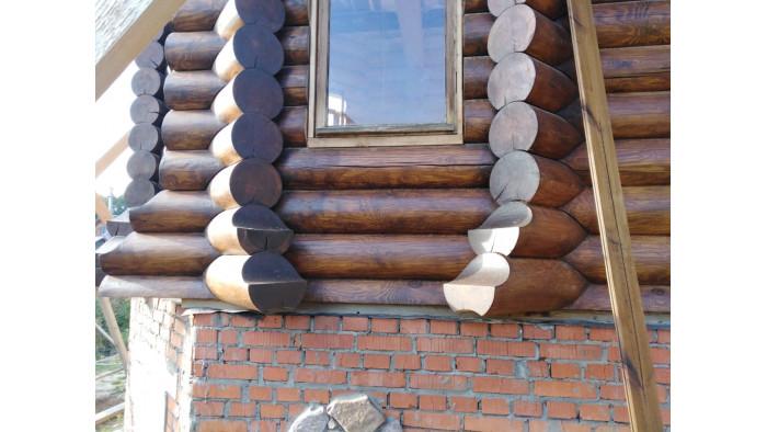 Фасад дома - Мамашино